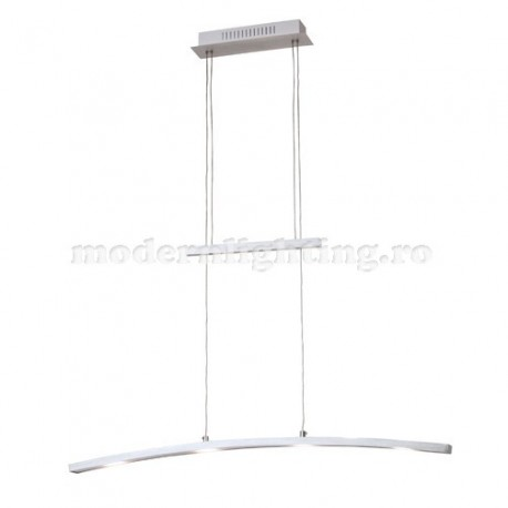 Lustra curbata cu Led, Modernlighting, cod MLS564