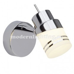 Spot Modernlighting, LED, cod MLS183, IP20, culoare chrome, material metal plastic