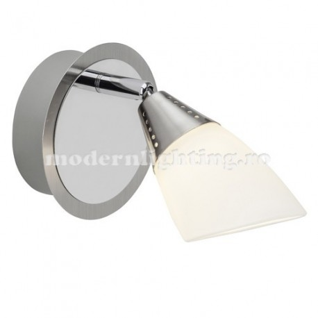 Spot Modernlighting, LED, cod MLS186, IP20, culoare chrome, material metal plastic
